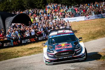 World Rally is linked with north coast return