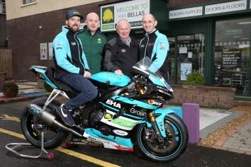 Seeley reunited with EHA Racing