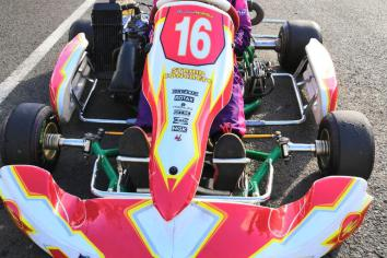 McFall aiming for a life in the fast lane