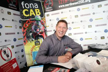 Johnson latest recruit for NW200