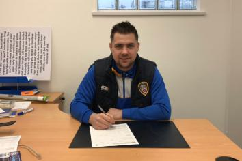 McLaughlin delighted as he nets new contract