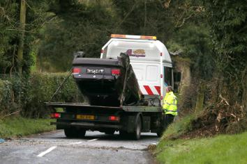 Serious accident Hillside Road Ballycastle