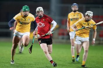 Antrim book Leinster championship spot