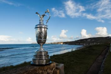 100 days to go until The Open tees off