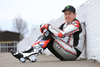 NW200 'delighted' at news of McGuinness return