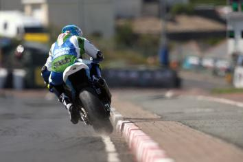 Harrison fastest in opening Superbike session at 90th anniversary North West 200