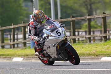 John McGuinness hoping for a change of fortune