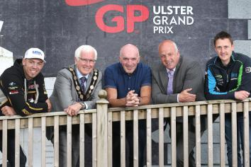 Hickman and Harrison confirmed for Ulster GP