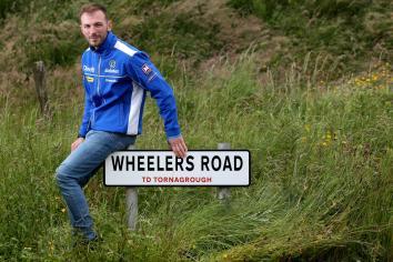 Paul Jordan targets injury comeback at Armoy Road Races