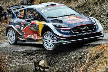 Report opens door to WRC comeback - Paisley