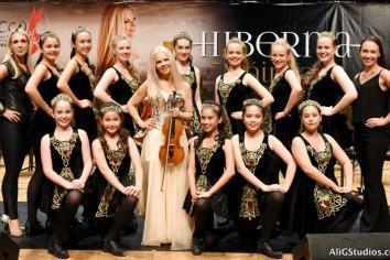 Champion festival dancer Catriona set to make mark in Ballycastle!