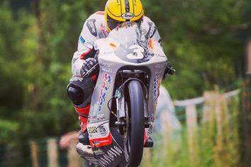 Dunlop on verge of Irish National title