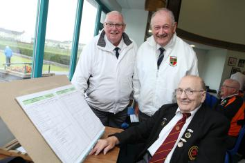 Veterans finals at Portstewart