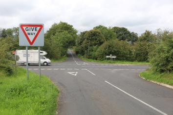 'No excuse' for no 'Stop' signs on Gracehill Road death junctions