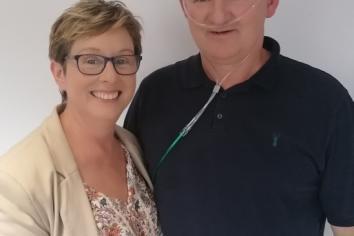 Cushendun couple's transplant hopes