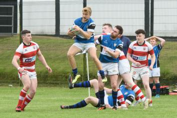 Coleraine bow out of Junior Cup