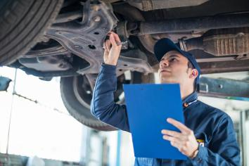 Test vehicle inspections hit record levels