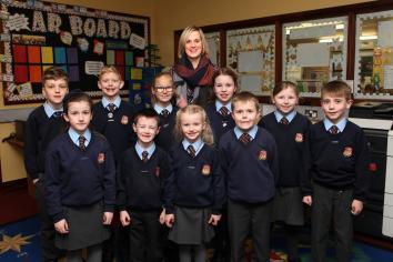 Bushvalley PS welcomes new Principal