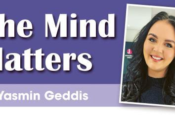 Yasmin Geddis: The Mind Matters