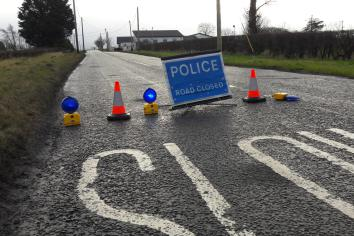 Serious accident on Garryduff Road - motorists urged to seek alternative route