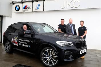 JKC BMW announced as North West 200 vehicle partner