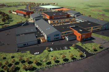 Principals excited by plans for a new state-of-the-art campus in Ballycastle
