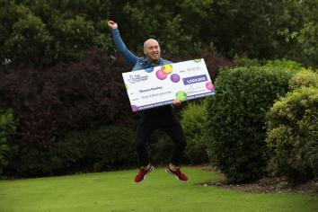 Dungiven man wins £1m on scratchcard