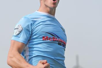 Millar hopes Ballymena Utd can end season on a high