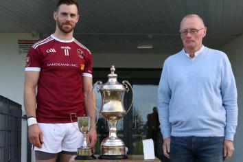 Cushendall Ruari Ogs defeat Ballycastle to win Feis Cup