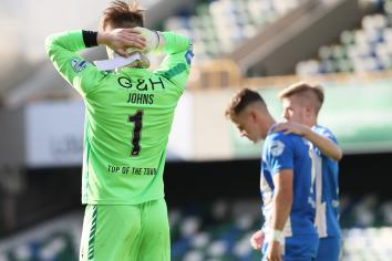 Coleraine pay the penalty for litany of missed chances