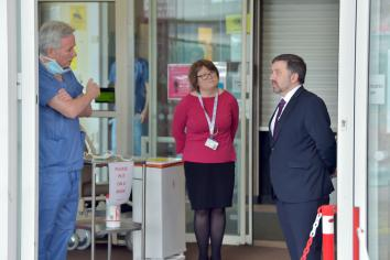 No room for complacency warns Health Minister