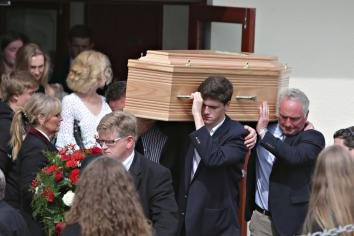 Tributes paid to 'a lovely young man'