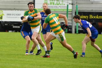 Busy weekend of action in Derry football championships