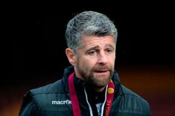 Motherwell manager expecting a 'tough game'