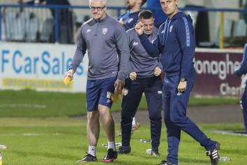 Bannsiders bow out of Europe on night of drama
