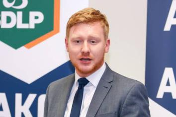 SDLP MLA tests positive for COVID-19