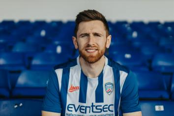 Howard Beverland is back at Coleraine