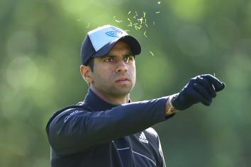 Rai shines for Dubai Duty Free Irish Open lead