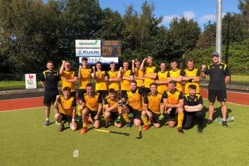 Irish Cup success for Portrush First XI