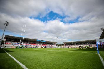 Ulster players test positive for COVID-19