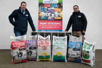 Autumn Dosing Information Week at Fane Valley Stores