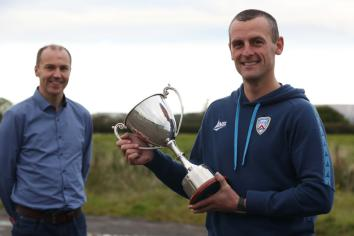 Oran Kearney named Manager of the Year for 2019-20 season