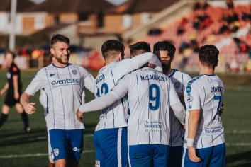 Coleraine aim to build on Portadown victory