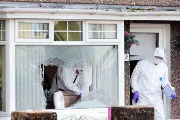 Detectives given extra time to question men over shooting