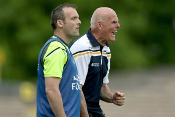 Paddy Bradley named new Derry U-20 football manager