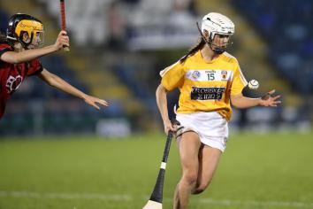 Disappointment for Antrim camogs