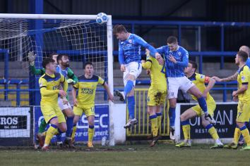 Coleraine win can see them leapfrog Ballymena