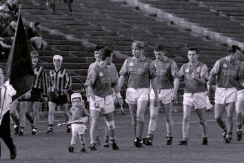Remembering Dunloy's 1995 Ulster title win at Casement