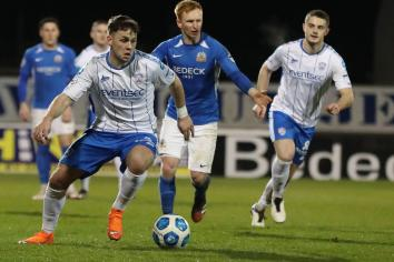 Cliftonville next up for Bannsiders