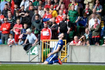Darren McAuley announces his retirement from football